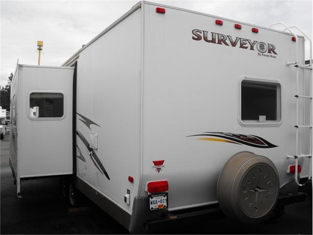 2007 Surveyor SV303