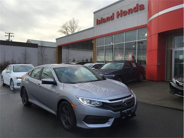 2016 Honda Civic EX | AUTO | DEMO | SUNROOF