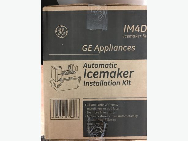 GE Ice Maker Kit Brand New