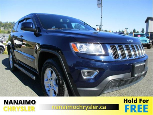 2014 Jeep Grand Cherokee Laredo Low Kilometers BlueTooth