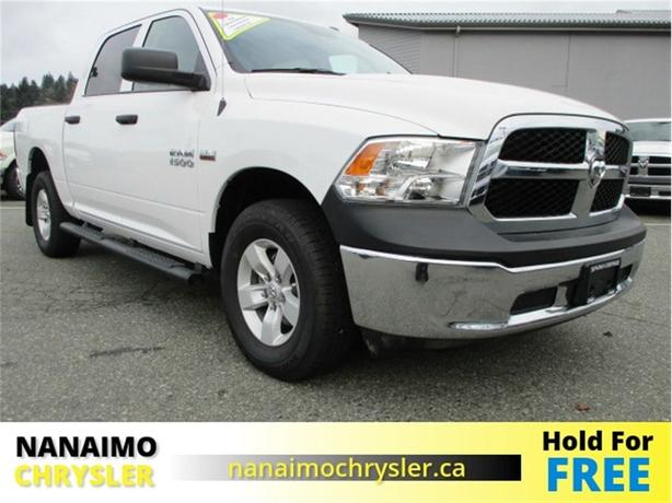 2016 Ram 1500 ST One Owner No Accidents
