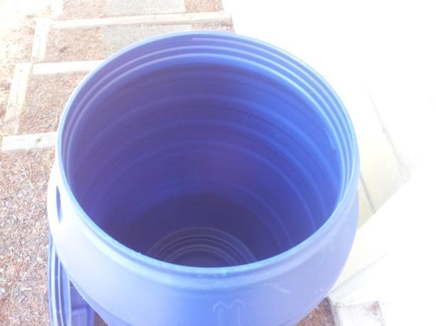 250 L  Food Grade Plastic Barrel