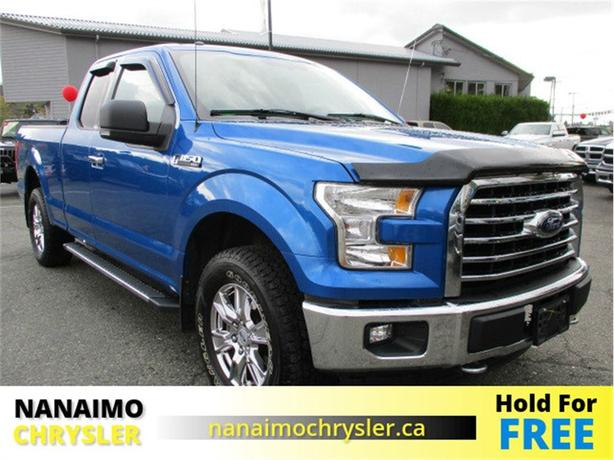 2015 Ford F-150 XLT One Owner No Accidents