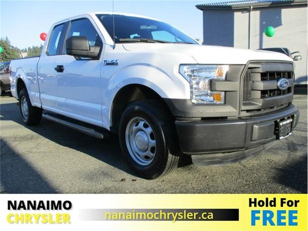 2015 Ford F-150 XL One Owner No Accidents