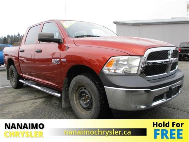 2013 Ram 1500 ST One Owner No Accidents
