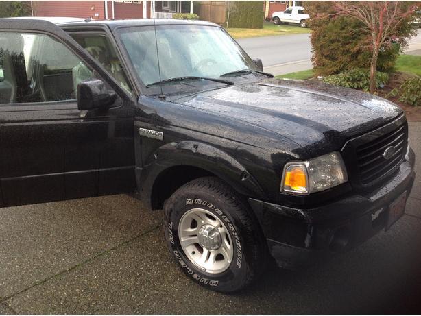 2008 Ford Ranger  low milage