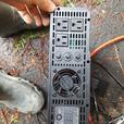 3000watt power inverter used twice OBO