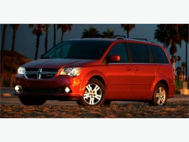 2014 Dodge Grand Caravan Crew | Heated Seats and Steering Wheel | *COMING SOON*