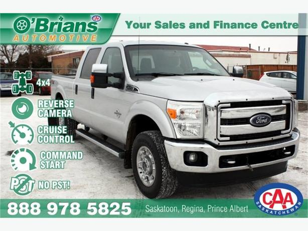 2014 Ford F-250 Super Duty XLT/FX4 - No PST!  6.7L Powerstroke