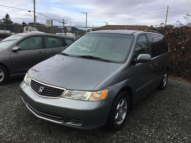 2001 Honda Odyssey *ULTRA LOW KM'S*VERY CLEAN*