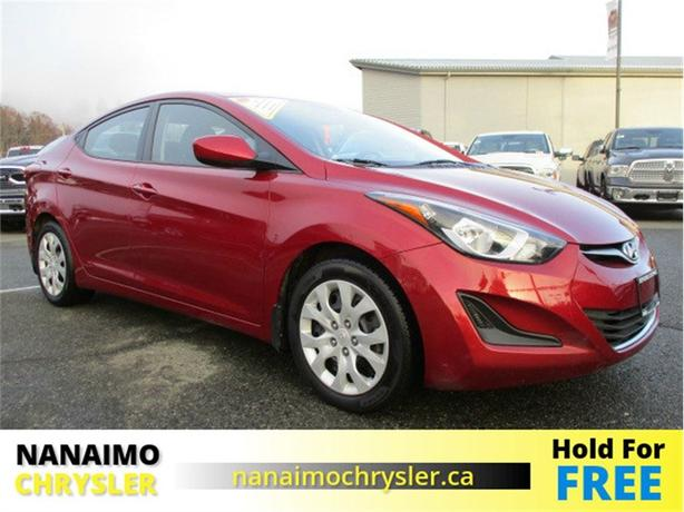 2015 Hyundai Elantra L No Accidents Low Kilometers