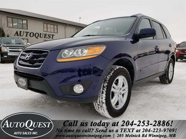 2010 Hyundai Santa Fe GL - KEYLESS ENTRY, BLUETOOTH! CLAIM FREE!