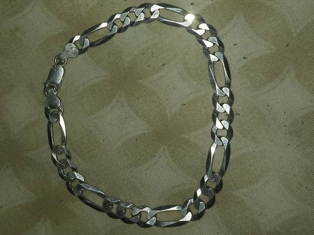 Sterling silver braclet