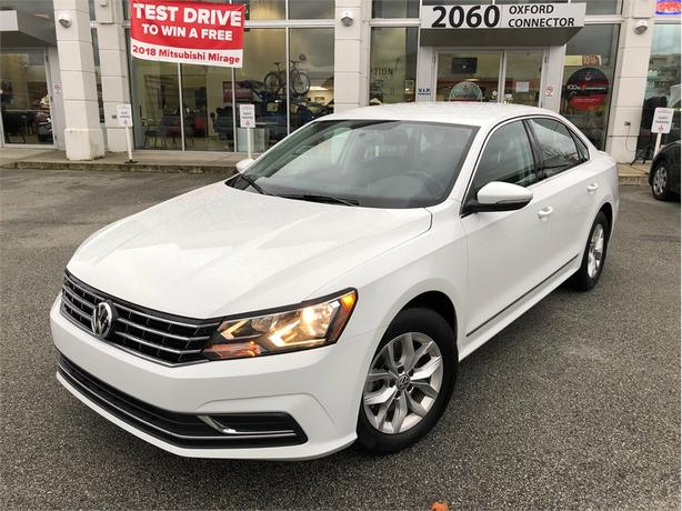 2017 Volkswagen Passat TRENDLINE+ TSI, HEATED SEATS, BACK UP CAMERA