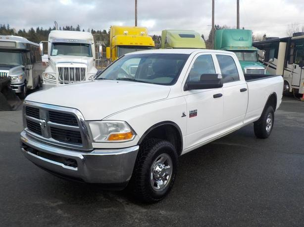 2012 Dodge RAM 3500 ST Crew Cab Long Box 4WD Diesel