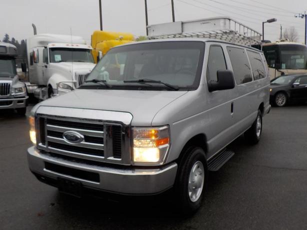 2008 Ford Econoline E-350 Extended 15 Passenger Van