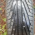 used 4 tires size 215/70/R15 Michelin  Hydro Edge