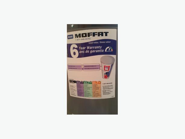 Moffat Hot Water Heater - Open to Offers or possible trades