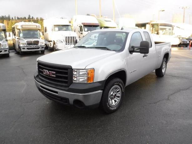 2011 GMC Sierra 1500 Work Truck Ext. Cab Regular Box 4WD