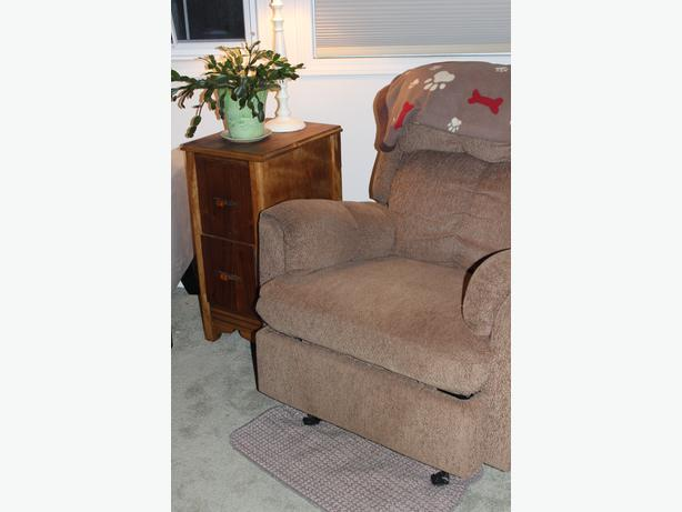 rocking recliner chair