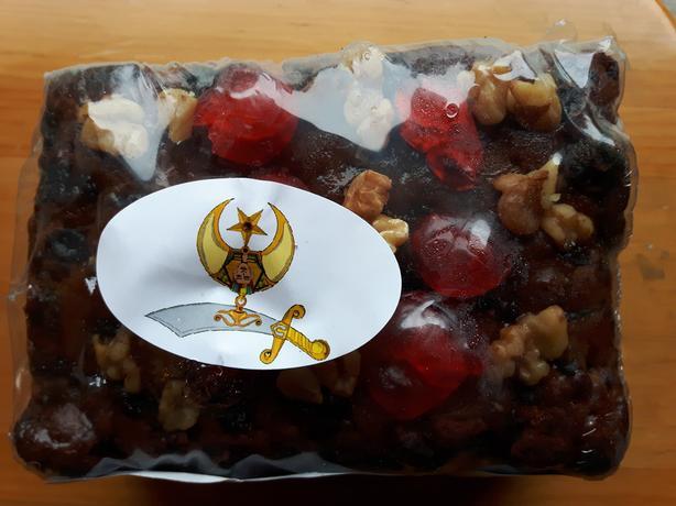 Xmas Fruit Cakes