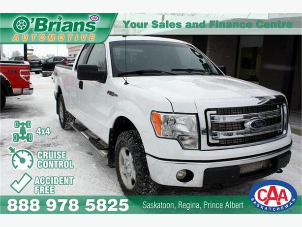 2014 Ford F-150 XLT - Accident Free!