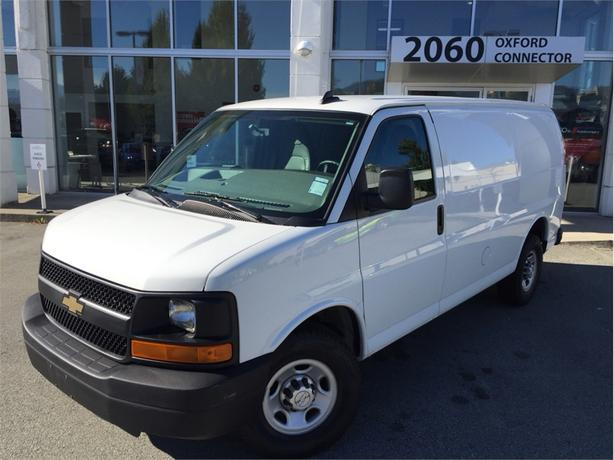 2016 Chevrolet Express 2500 BASE