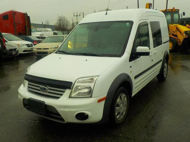 2013 Ford Transit Connect Cargo