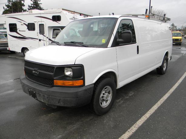 2007 Chevrolet Express Van
