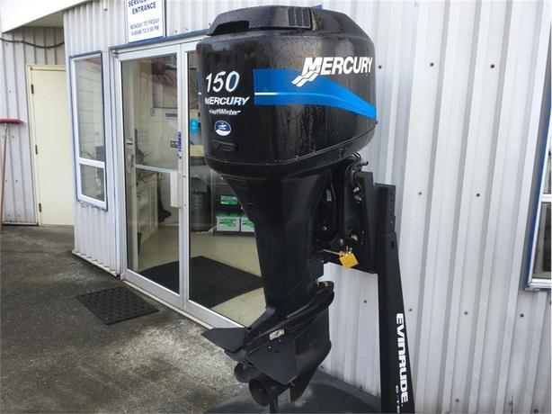 2000 Mercury 150 HP Saltwater -