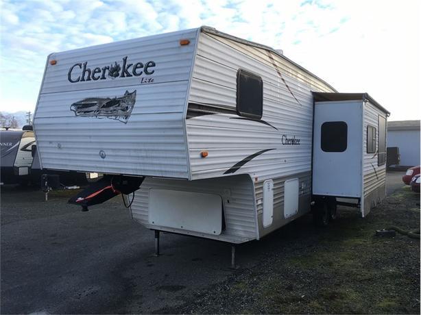 2007 Cherokee 285K -