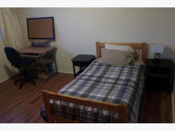 share furnished townhouse near VIU