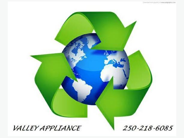 FREE APPLIANCE RECYCLING