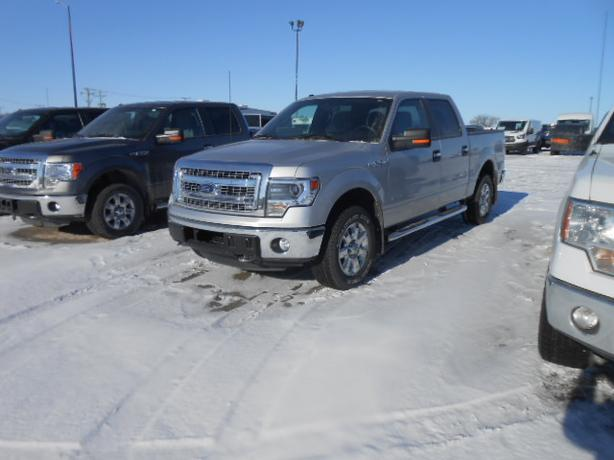2014 Ford F-150  SuperCrew XLT XTR 5X379A