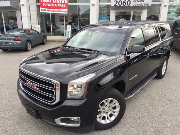 2016 GMC Yukon XL SLE 4X4 BACK UP CAMERA, EXTENDED