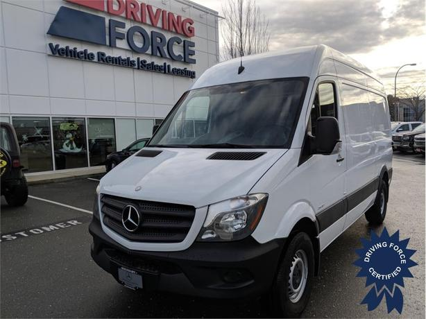 2016 Mercedes-Benz Sprinter Cargo Van