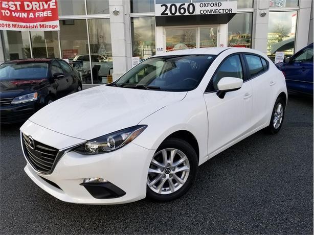 2016 Mazda Mazda3 GS, 1 owner, Navigation, Rear Camera