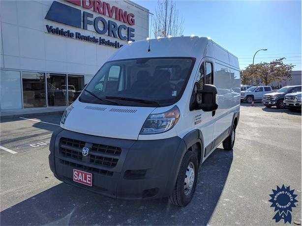 2016 Ram ProMaster Cargo Van