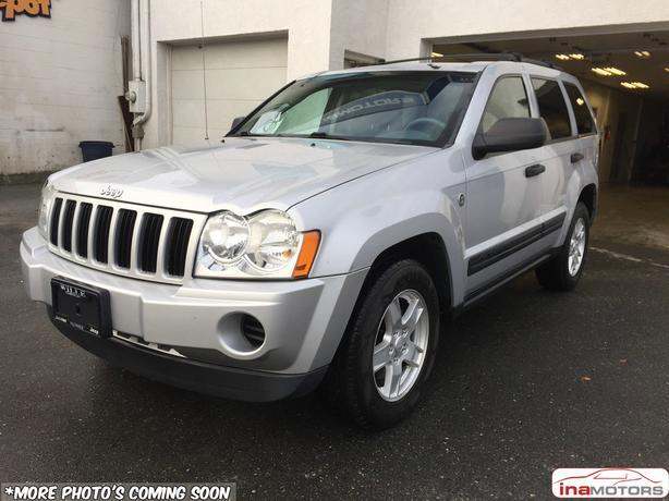 2006 Jeep Grand Cherokee Laredo 4WD - NO ACCIDENTS!