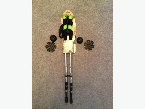 Woods Endurance Anti-shock Hiking Poles...NEW~~!