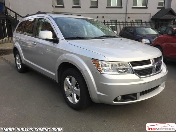 2010 Dodge Journey SXT - 3RD ROW SEATING! - LOCAL VEHICLE!