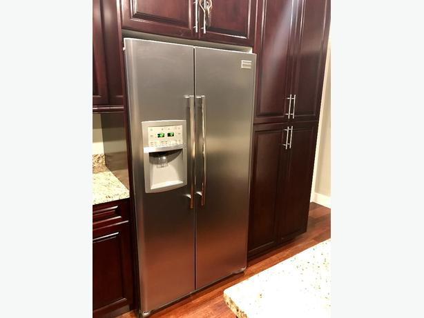 Frigidaire side-by-side fridge