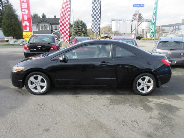 ON SALE! 2007 HONDA CIVIC COUPE 1.8L I4 - BC ONLY! SUNROOF!