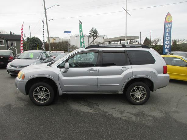 ON SALE! 2004 MITSUBISHI ENDEAVOR LIMITED 3.8L V6-BC ONLY! CLAIM FREE!