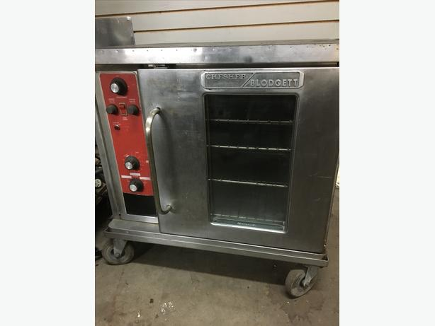 Blodgett Half Size Used Electric Convection Oven