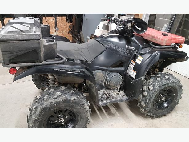 2016 Grizzly 700 SE EPS