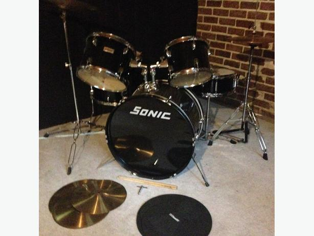 Moving--Drum Set for SALE $150 OBO