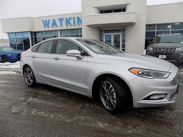 Ford Fusion AWD EcoBoost - 7P512