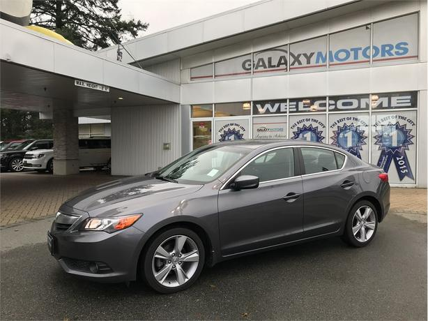 2015 Acura ILX TECH PKG, NAVIGATION, LEATHER, POWER ROOF, LOCAL, NO ACCIDENTS