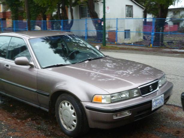 Acura Vigor 114,000 km - $2160